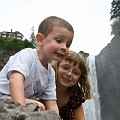 Snoqualmie Falls With Kids