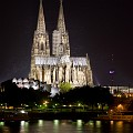 Cologne by Night, by Day